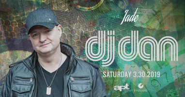DJ DAN @ JADE ROOM