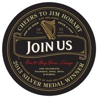 2014 Silver Medal Award - Honoring Jim Hobart