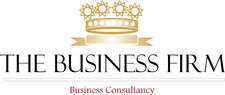 The Business Firm logo