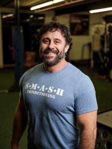 Zac Chalmers Owner, S*M*A*S*H CONDITIONING logo