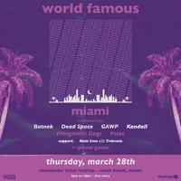 Botnek's World Famous Miami (Day)