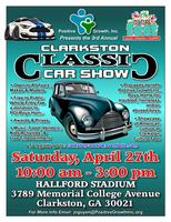 2019 Classic Car Show at Clarkston Culture Fest