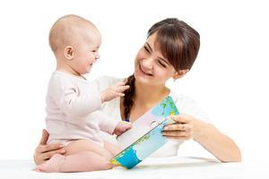 Babies Love Books 12-23 months @ Margaret Martin