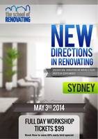 New Directions In Renovating