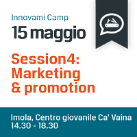 INNOVAMI CAMP - Marketing & promotion