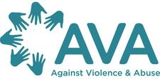 AVA (Against Violence and Abuse) logo