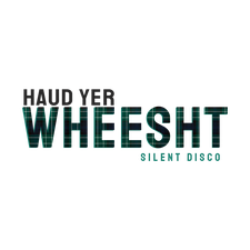 Haud yer Wheesht! Silent Disco logo