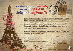 A Night in Paris !