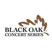 Black Oak Concert Series logo