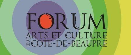 Forum Arts et Culture Côte-de-Beaupré
