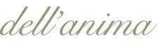 dell'anima logo