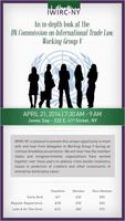 IWIRC NY Breakfast Panel: UN Commission on...