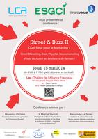 Conférence Street and Buzz II