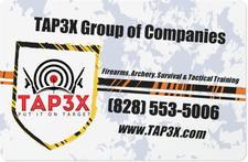 DAN MEADOWS / TAP3X Group of Companies logo