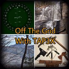 DAN MEADOWS - Off The Grid With TAP3X logo