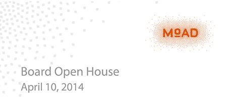 MoAD Vanguard Board Open House