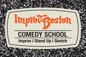 IMPROV 501 Saturdays 12PM - 230PM Starts 10/13/12