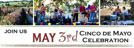 3rd Annual Capay Cinco de Mayo Celebration