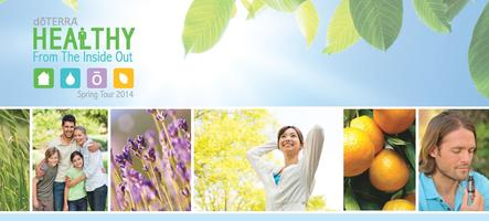 doTERRA Healthy From The Inside Out with Dr David K...
