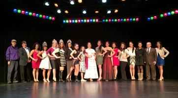 Miss Hispanic Seafair 2014 - Scholarship Program...