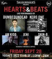 HEARTS & BEATS- DUMBFOUNDEAD, KERO ONE, AM KIDD, JENI,...