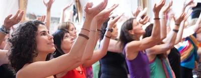 Energy Boosters Nia Blast Workshop at The Dance Space...