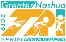 Greater Nashua Sprint Triathlon logo