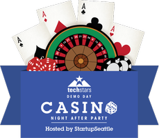 TechStars Demo Day: Casino Night After-Party