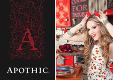Apothic Wines & Nadia G logo