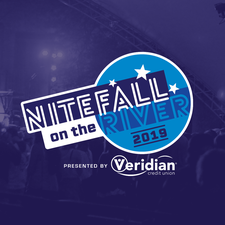 Nitefall on the River logo