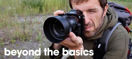 Sony Store Walt Whitman - Photography Beyond Basics