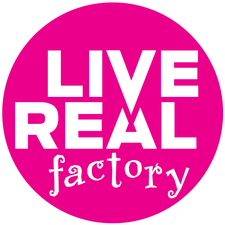 Live Real Factory logo