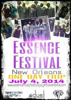 Essence Music Festival 2014 - One Day Trip - July 4th