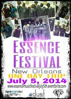 Essence Music Festival 2014 - One Day Trip - July 5th