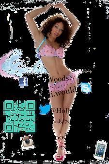 Holly Woods logo