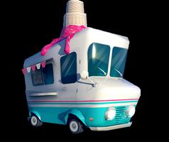 Play Robots Love Ice Cream + eat High Road ice cream =...