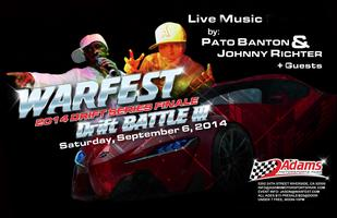 WARFEST DRIFT BATTLE III
