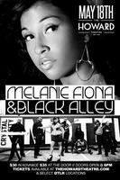 Melanie Fiona & Black Alley