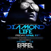 InCrowd South Presents The Diamond Life @EIFFEL Society