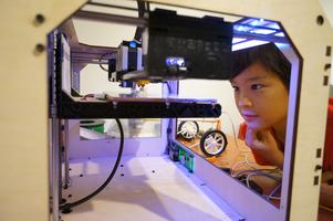 Saturday Open Make for Kids (Ages 3-18) at MakerKids