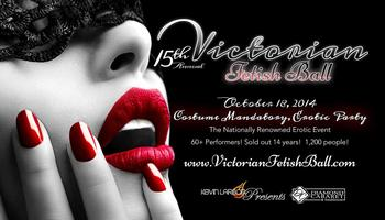 Victorian Fetish Ball Halloween Denver 2014 - 15th...