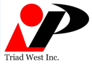 Positively Powerful -Triad West Inc. logo