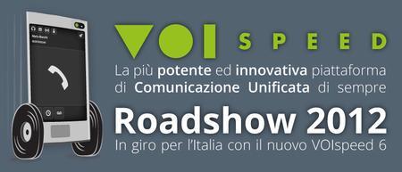 VOIspeed 6 - ROADSHOW 2012 - Milano - Siseco -10...