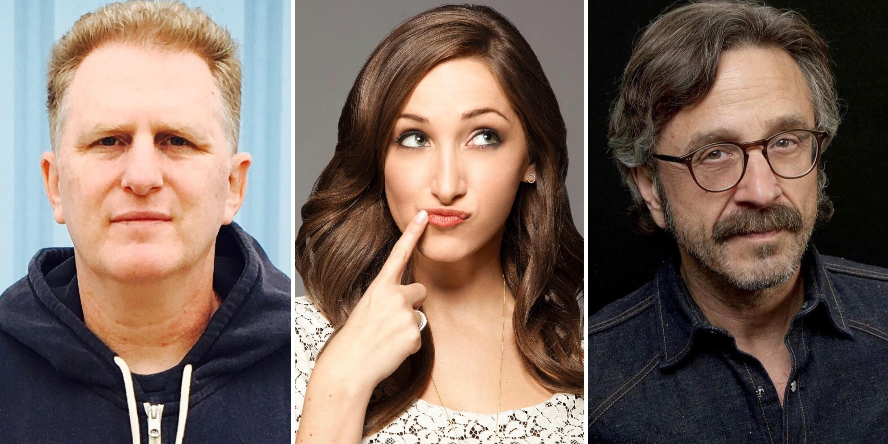 Marc Maron, Michael Rapaport, Jamie Lee and special guests