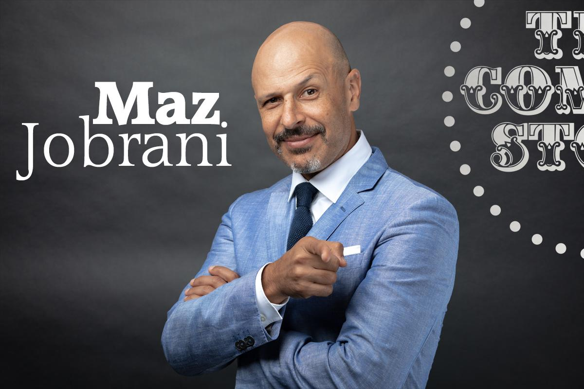 Maz Jobrani Friday 9:45pm