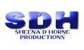 SDH Productions logo