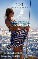 Bacanal and The Yacht Week present: The Nautical Brunch