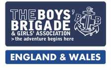 The Boys' Brigade and Girls' Association in England and Wales logo