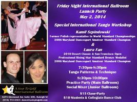 Friday Night International Ballroom Launch Party