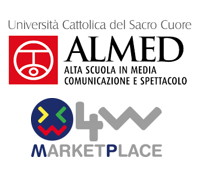 Master in Digital Communications Specialist – Almed e 4wMarketPlace logo